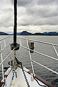 Sailing Boat, British Columbia - Canada