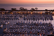 Dana Point Harbor Orange County, California