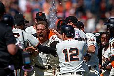 20180624 - San Diego Padres at San Francisco Giants