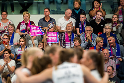 29-09-2018 NED: Supercup Sliedrecht Sport - Eurosped, Sliedrecht<br /> Sliedrecht takes the first price of the new season / Support Eurosped