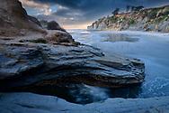 Oceania; New Zealand; Aotearoa; South Island; west Coast, Westport, Cape Foulwind,