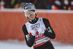 27.02.2021, Oberstdorf, GER, FIS Weltmeisterschaften Ski Nordisch, Oberstdorf 2021, Herren, Skisprung, HS106, Einzelbewerb, im Bild Anze Lanisek (SLO) // Anze Lanisek of Slovenia during men ski Jumping HS106 Single Competition of FIS Nordic Ski World Championships 2021. in Oberstdorf, Germany on 2021/02/27. EXPA Pictures © 2021, PhotoCredit: EXPA/ JFK