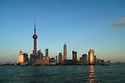 Pudong Financial Centre, Shanghai, China