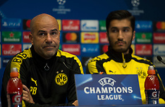 Borussia Dortmund Training Session and Press Conference - 12 Sept 2017