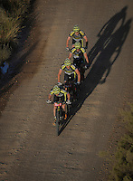 Scenes from the sharp end of the race during Stage 3 of the 2017 Momentum Health Tankwa Trek, presented by Biogen. As captured by Zoon Cronje for www.zcmc.co.za