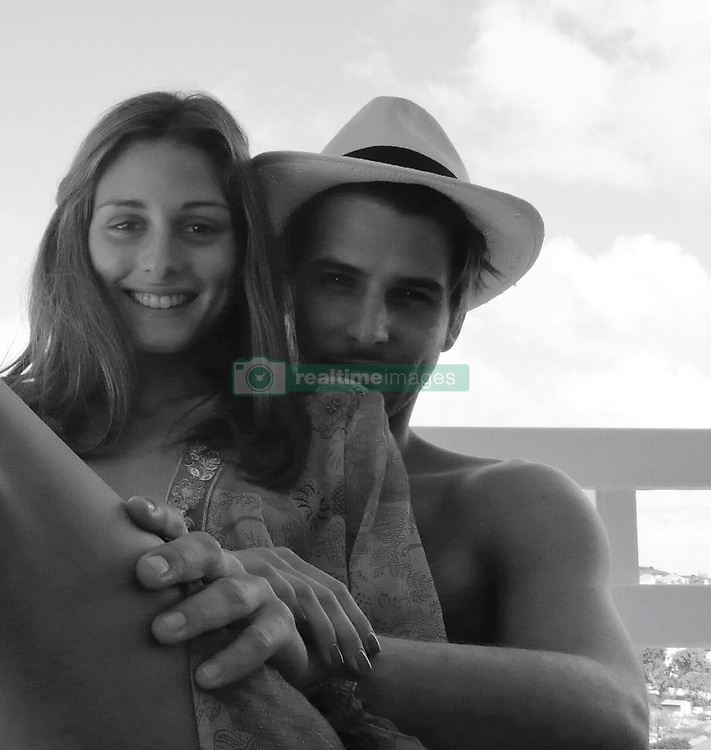 """Johannes Huebl releases a photo on Instagram with the following caption: """"Happy 11-year Anniversary my life partner in crime \u2764\ufe0f @oliviapalermo - here\u2019s a photo from our first trip #truelove"""". Photo Credit: Instagram *** No USA Distribution *** For Editorial Use Only *** Not to be Published in Books or Photo Books ***  Please note: Fees charged by the agency are for the agency's services only, and do not, nor are they intended to, convey to the user any ownership of Copyright or License in the material. The agency does not claim any ownership including but not limited to Copyright or License in the attached material. By publishing this material you expressly agree to indemnify and to hold the agency and its directors, shareholders and employees harmless from any loss, claims, damages, demands, expenses (including legal fees), or any causes of action or allegation against the agency arising out of or connected in any way with publication of the material."""