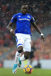 10th December 2017 - Premier League - Liverpool v Everton - Oumar Niasse of Everton - Photo: Simon Stacpoole / Offside.