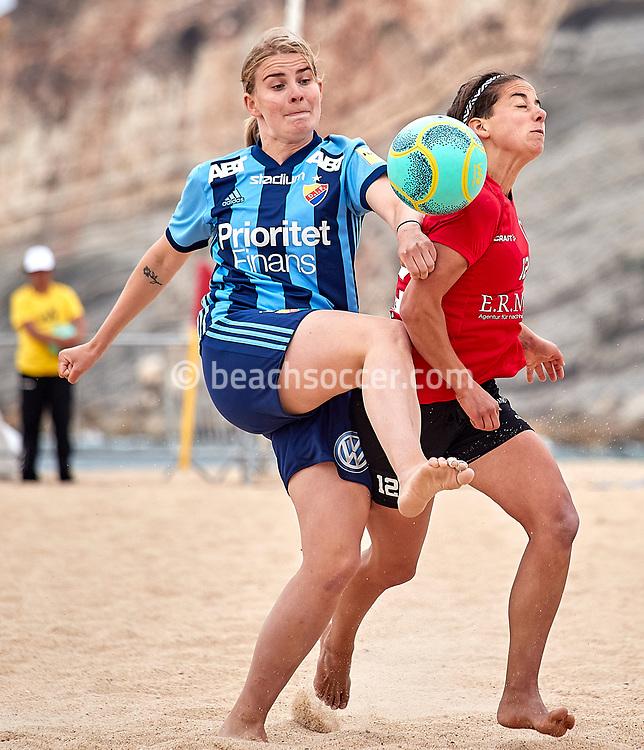NAZARE, PORTUGAL - JUNE 6: Action during the Euro Winners Cup Nazaré 2019 at Nazaré Beach on June 6, 2019 in Nazaré, Portugal. (Photo by Jose M. Alvarez)