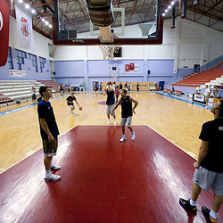 20100904: TUR, Basketball - 2010 FIBA World Championship, Practice session of Slovenia