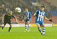 Wigan Athletic v Sheffield Wednesday 120314