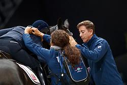 Francis Shelly, USA, Danilo, Dover Robert<br /> LONGINES FEI World Cup™ Finals Paris 2018<br /> © Dirk Caremans<br /> 12/04/2018