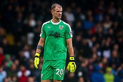 Joe Hart of Burnley - Mandatory by-line: Robbie Stephenson/JMP - 26/08/2018 - FOOTBALL - Craven Cottage - Fulham, England - Fulham v Burnley - Premier League