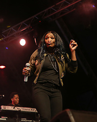 Apr 2, 2016 - Cape Town, Western Cape , South Africa - TAMARA JOHNSON-GEORGE of SWV performed at the 16th Annual Cape Town Jazz Festival, that took place at the Cape Town International Convention Centre. (Credit Image: © Bertram Malgas via ZUMA Wire)