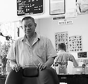 Tam Le, Mt. Vernon Barber Shop