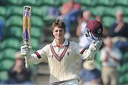 Somerset County Cricket Club v Hampshire County Cricket Club 100915