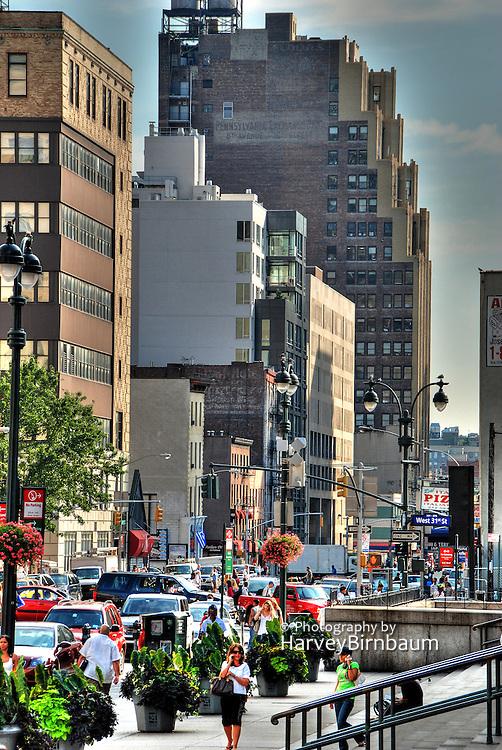 Manhattan, New York City, Midtown, Buildings