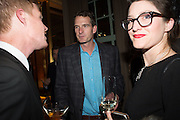 DAN SNOW, The launch of the 1939 Register, hosted by The National Archives and Findmypast to celebrate one of the most important documents in modern British history. POMPADOUR BALLROOM, HOTEL CAFÉ ROYAL<br /> 68 Regent Street, London. 3 November 2015