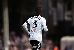 Fulham's Ryan Sessegnon during the Sky Bet Championship match against Sheffield Wednesday at Craven Cottage, west London.