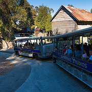 Bus Your In Universal Studios Theme Park, Los Angeles, California