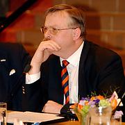 Intallatie nieuwe raadsleden gemeente Huizen, VVD fractie Robert Jan Stekelenburg