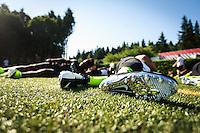 Nike WHQ in Beaverton Oregon.