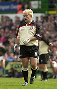 Leicester, Leicestershire, 3rd May 2003, Welford Road Stadium, [Mandatory Credit: Peter Spurrier/Intersport Images],Zurich Premiership Rugby - Leicester Tigers v London Irish<br /> Mark Mapletoft