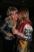 Sally Farmiloe and Lucinda Goodhew, Lucinda Goodhew new collection. 30 Pavilion Rd. London.  24 April 2007. -DO NOT ARCHIVE-© Copyright Photograph by Dafydd Jones. 248 Clapham Rd. London SW9 0PZ. Tel 0207 820 0771. www.dafjones.com.
