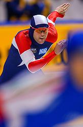 04-01-2003 NED: Europees Kampioenschappen Allround, Heerenveen<br /> 1500 m / Lasse Seatre NOO