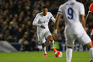 Lewis Baker (Vitesse Arnhem, loan from Chelsea), England U21 during the UEFA European Championship Under 21 2017 Qualifier match between England and Switzerland at the American Express Community Stadium, Brighton and Hove, England on 16 November 2015. Photo by Phil Duncan.