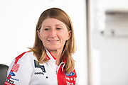 May 20, 2017: NASCAR Monster Energy All Star Race. Andrea Mueller nascar crew chief for Wood Brothers Racing