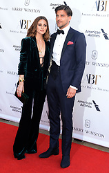 Olivia Palermo and Johannes Huebl attending the American Ballet Theatre Spring Gala at The Metropolitan Opera House on May 21, 2018 in New York City, NY, USA. Photo by Dennis Van Tine/ABACAPRESS.COM