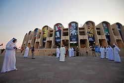 Al Jazira Mohammed Bin Zayed Stadium (em árabe: ستاد محمد بن زايد), é um estádio multi-uso que fica em Abu Dhabi, Emirados Árabes Unidos. Atualmente, é utilizado principalmente para jogos de futebol e críquete e sediará a final do FIFA Club World Cup 2010. FOTO: Jefferson Bernardes/ Ag6encia Preview