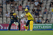 Hampshire County Cricket Club v Glamorgan County Cricket Club 060718