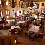 A restaurant in Cabo San Lucas, Mexico.