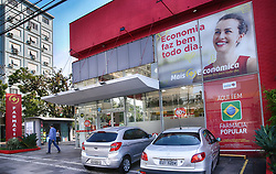 Cauê Cardoso, sócio e presidente da Farmácias Mais Econômica. Foto: Jefferson Bernardes/ Agência Preview