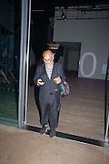 ALAN YENTOB, The Tanks at Tate Modern, opening. Tate Modern, Bankside, London, 16 July 2012