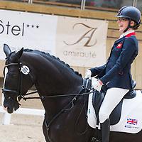 Grade Ia - Team Competition - FEI European Para Dressage Championships 2015 - Deauville
