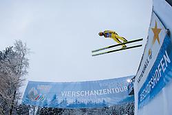 06.01.2012, Paul Ausserleitner Schanze, Bischofshofen, AUT, 60. Vierschanzentournee, FIS Ski Sprung Weltcup, Qualifikation, im Bild Noriaki Kasai (JPN) // Noriaki Kasai of Japan during qualification of 60th Four-Hills-Tournament FIS World Cup Ski Jumping at Paul Ausserleitner Schanze, Bischofshofen, Austria on 2012/01/06. EXPA Pictures © 2012, PhotoCredit: EXPA/ Johann Groder