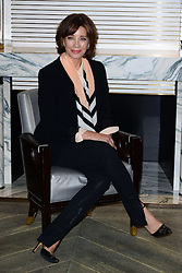 Anne Archer attends photocall ahead of her Edinburgh Fringe Festival debut playing the role of Jane Fonda in Terry Jastrow's play about an event in 1988 which saw the actress (Fonda) confront a room full of hostile war veterans planning to boycott the filming of Stanley & Iris, in which she starred with Robert de Niro, at Corinthia Hotel, Whitehall Place, London, United Kingdom. Wednesday, 9th April 2014. Picture by Nils Jorgensen / i-Images
