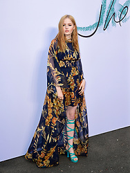 Ellie Bamber attending the Serpentine Summer Party 2017, presented by the Serpentine and Chanel, held at the Serpentine Galleries Pavilion, in Kensington Gardens, London. PRESS ASSOCIATION Photo. Picture date: Wednesday 28th June, 2017. Photo credit should read: Ian West/PA Wire