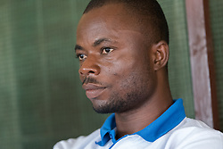 2 November 2019, Ganta, Liberia: Nelson N. Diakpo II serves as county field officer of the Christian Health Association of Liberia, in Nimba county. Located in Nimba county, the Ganta United Methodist Hospital serves tens of thousands of patients each year. It is a founding member of the Christian Health Association of Liberia.