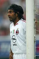 Milano 27/7/2004 Trofeo Tim - Tim tournament <br /> <br /> <br /> <br /> Vikash Dhorasoo Milan<br /> <br /> <br /> <br /> Inter Milan Juventus <br /> <br /> <br /> <br /> Inter - Juventus 1-0<br /> <br /> <br /> <br /> Milan - Juventus 2-0<br /> <br /> <br /> <br /> Inter - Milan 5-4 d.cr - penalt.<br /> <br /> <br /> <br /> <br /> <br /> <br /> <br /> Photo Andrea Staccioli Graffiti