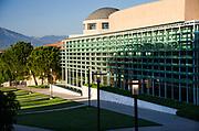 Soka University Founders Hall and Performing Arts Center