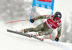 03.03.2019, Olympiabakken, Kvitfjell, NOR, FIS Weltcup Ski Alpin, SuperG, Herren, im Bild Ryan Cochran-Siegle USA //  in action during his run in the men's Super-G of FIS ski alpine world cup.  Olympiabakken in Kvitfjell, Norway on 2019/03/03. EXPA Pictures © 2019, PhotoCredit: EXPA/ SM<br /> <br /> *****ATTENTION - OUT of GER*****