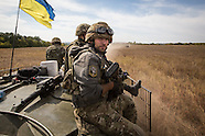 Ukraine. Military conflict