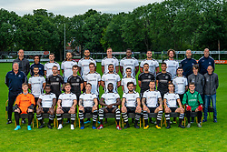 Photoshoot of the selection 2020-2021, sat 1 of VV Maarssen on 16 June 2020, sports park Daalseweide in Maarssen.