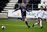 Fotball , 3. mars 2017 , Privatkamp<br /> Odd - Viking<br /> Michael Ledger , Viking<br /> Riku Riski , Odd