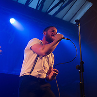 Broken Men performs in the Liverpool Academy of Arts at Sound City, Liverpool, UK, on Thursday 2nd May, 2013.