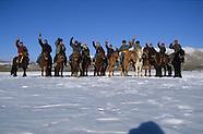 MN132 yack race in Mongolia