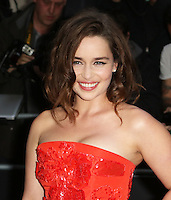 Emilia Clarke, GQ Men of the Year Awards 2015, Royal Opera House Covent Garden, London UK, 08 September 2015, Photo by Richard Goldschmidt
